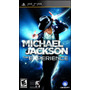 Michael Jackson The Experiencie Psp Nuevo Y Sellado