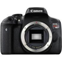 Câmera Canon T6i Corpo C/ Garantia E Pronta Entrega