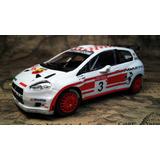 Fiat Abarth Grande Punto S2000, Rally Rusia 2007, Ixo 1:43