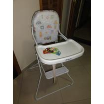 Cadeira De Alimentação Burigotto - Não Envio - Para Retirar
