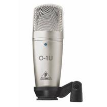 Microfone Condensador Behringer C1 Usb Original