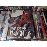 Neon Genesis Evangelion Anime Dvd Collection 0:7 Ep 21-23