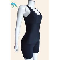 Macaquinho Bermuda Modelo Regata Nadador 100% Suplex