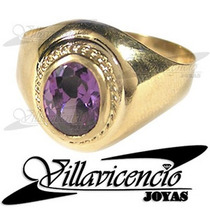 Anillo De Oro 18k 2.5 Gr Sello - Cod 3002