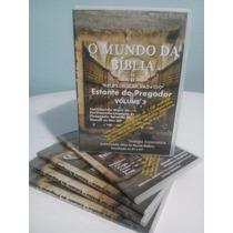 O Mundo Da Bíblia 5 Dvd + 4.200 Arquivos - Teologia