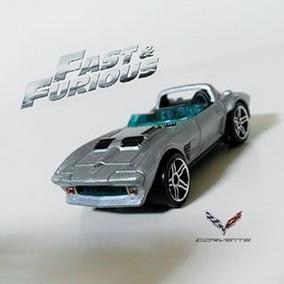 Hot Wheels Corvette Grand Sport Roadster Velozes E Furiosos