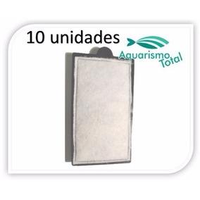 10 Unidades Refil Filtro Atman Hf600 Ou Hf800 Hf-600 Hf-800