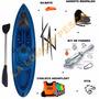 Kayak Sit On Top Kai + Chaleco Aquafloat + Super Completo
