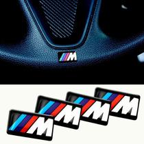 Emblema Bmw Serie M M1 M2 M3 M4 M5 X1 X2