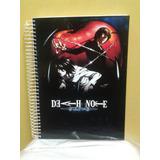 Caderno Do Death Note 10 Materias - 200 Folhas Mod 09