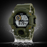 Reloj Militar Deportes S-shock Digital Luz Water Resist