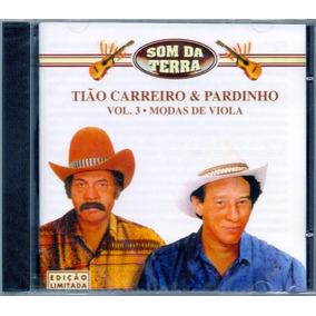 Cd Tião Carreiro E Pardinho - Modas De Viola Vol.3 (93134)