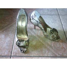 Exclusivos Zapatos Gacel 100% Cuero Y Suela Nuevos 36