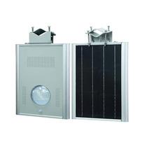 Luminaria Solar 20w Alumbrado Publico Bateria Y Panel 3 En 1