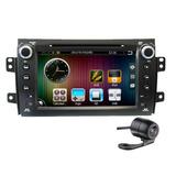 Kit Multimidia Suzuki Sx4 Tv Digital Gps Bluetooth Barato