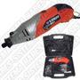Mini Torno Versa 160w 40 Accesorios Flexible Maletin