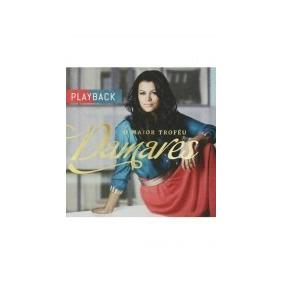 Em Promoção=cd O Maior Trofeu Playback - Damares