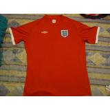 Camiseta Selecion Inglesa Marca Humbro