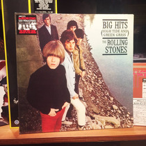The Rolling Stones Big Hits High Tide And Green Grass Vinilo