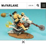 Los Picapiedras Mc Farlane Envio Gratis !¡liquido¡!