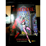 Daredevil Born Again Novela Gráfica Tapa Dura Deluxe Panini