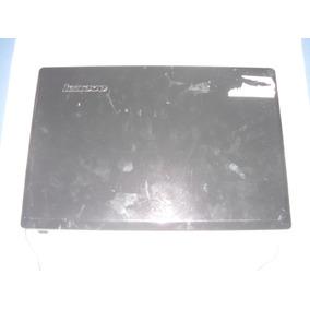 Tampa Da Tela Notebook Lenovo G485 Usada Com Defeito