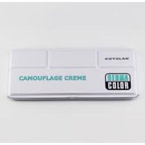 Kryolan Dermacolor Camouflage Cream Paleta De 12 Colores