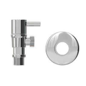Registro Para Ducha Higiênica Metal 1/4 Volta