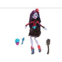 Monster High Jane Boolittle Gloom And Bloom - Pronta Entrega