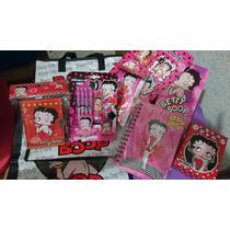 Articulos De Betty Boop Varios Coleccion Ndd