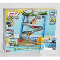 Thomas Y Sus Amigos Pista Spills & Thrills On Sodor