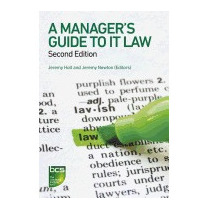 Libro Managers Guide To It Law (new), Jeremy Holt