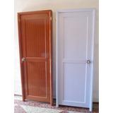 Puertas De Interiores En Pvc Nuevas