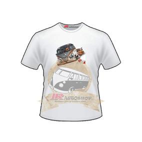 Camisa Personalizada Automotiva Kombi / Porsche