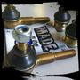 Kit De Rotulas De Suspension Phanter 250 Cc Cuatriciclo