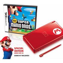 Nintendo Ds Lite + 300 Jogos (opcional) - À Pronta Entrega