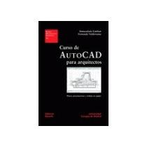 Curso De Autocad Para Arquitectos/ Autocad Cour Envío Gratis