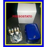 Presostato De 20 A 40 Psi Para Sistemas Hidroneumaticos