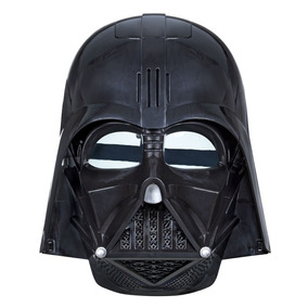 Máscara Eletrônica Darth Vader Star Wars Rogue One Disney
