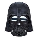 Máscara Eletrônica Darth Vader Star Wars Rogue One Disney