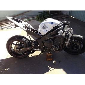 Sucata De Moto Para Retirada Peças Yamaha Yzf R1 Modelo 2013