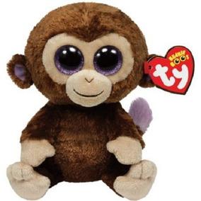 Beanie Boos - Coconut Macaco Marrom