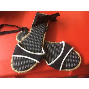 Huaraches Para Dama Negro #27 Zara