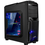 Gabinete Gamer Sentey Triac Gs-6009 Fan 2x120mm Envio