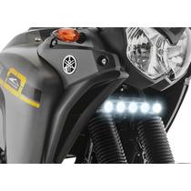 Farol Auxiliar Milha Neblina Led Moto Yamaha Tenere Xtz 250