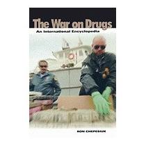 Libro War On Drugs: An International Encyclopedia, Ron Chepe