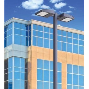 Luminaria Led Alumbrado Público Industrial Estacionamientos