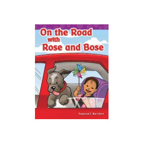 On The Road With Rose And Bose: Long, Suzanne I Barchers