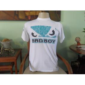 Camiseta Rash Guard Bad Boy Jiu Jitsu Competidor Importada
