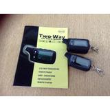 Alarmas Two Way 2 Beeper Modelo Tw-910